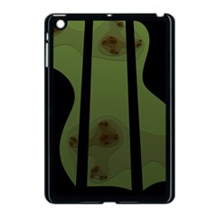Fractal Prison Apple iPad Mini Case (Black)