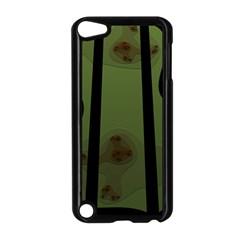 Fractal Prison Apple iPod Touch 5 Case (Black)