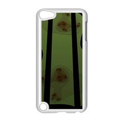 Fractal Prison Apple iPod Touch 5 Case (White)