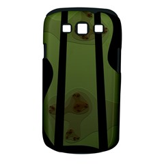 Fractal Prison Samsung Galaxy S III Classic Hardshell Case (PC+Silicone)
