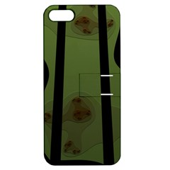 Fractal Prison Apple iPhone 5 Hardshell Case with Stand