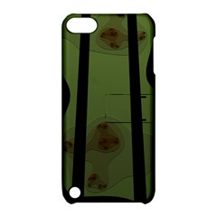 Fractal Prison Apple Ipod Touch 5 Hardshell Case With Stand