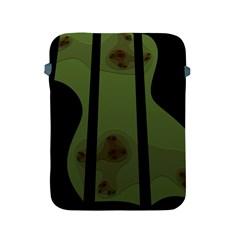 Fractal Prison Apple iPad 2/3/4 Protective Soft Cases