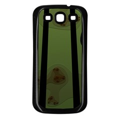 Fractal Prison Samsung Galaxy S3 Back Case (black)