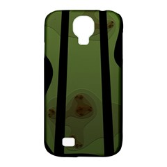 Fractal Prison Samsung Galaxy S4 Classic Hardshell Case (PC+Silicone)