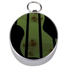 Fractal Prison Silver Compasses