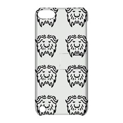 Animal Bison Grey Wild Apple iPod Touch 5 Hardshell Case with Stand