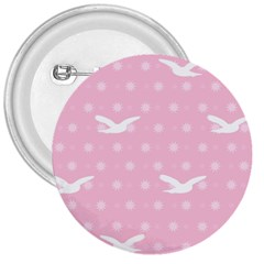 Wallpaper Same Palette Pink Star Bird Animals 3  Buttons