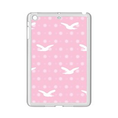 Wallpaper Same Palette Pink Star Bird Animals iPad Mini 2 Enamel Coated Cases