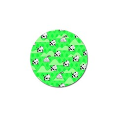 Animals Cow Home Sweet Tree Green Golf Ball Marker (10 pack)