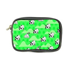 Animals Cow Home Sweet Tree Green Coin Purse