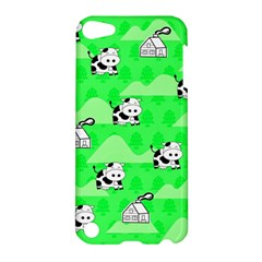 Animals Cow Home Sweet Tree Green Apple iPod Touch 5 Hardshell Case
