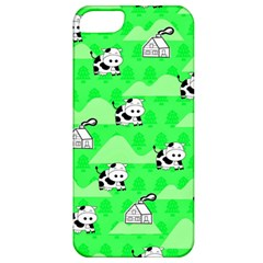 Animals Cow Home Sweet Tree Green Apple iPhone 5 Classic Hardshell Case