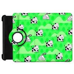 Animals Cow Home Sweet Tree Green Kindle Fire HD 7