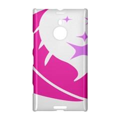 Bird Feathers Star Pink Nokia Lumia 1520