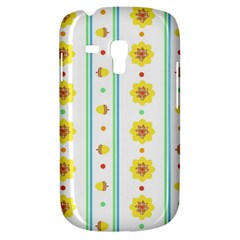 Beans Flower Floral Yellow Galaxy S3 Mini
