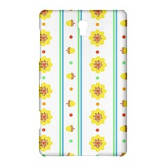 Beans Flower Floral Yellow Samsung Galaxy Tab S (8.4 ) Hardshell Case