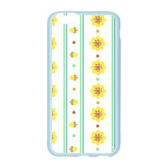 Beans Flower Floral Yellow Apple Seamless iPhone 6/6S Case (Color)