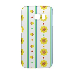 Beans Flower Floral Yellow Galaxy S6 Edge