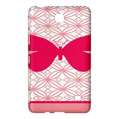 Butterfly Animals Pink Plaid Triangle Circle Flower Samsung Galaxy Tab 4 (8 ) Hardshell Case