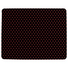 Colored Circle Red Black Jigsaw Puzzle Photo Stand (rectangular)