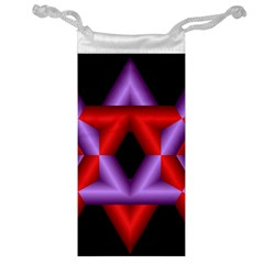 Star Of David Jewelry Bag