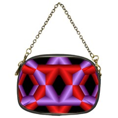 Star Of David Chain Purses (One Side)
