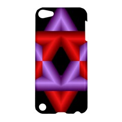 Star Of David Apple Ipod Touch 5 Hardshell Case