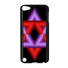 Star Of David Apple iPod Touch 5 Case (Black)