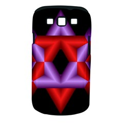 Star Of David Samsung Galaxy S III Classic Hardshell Case (PC+Silicone)