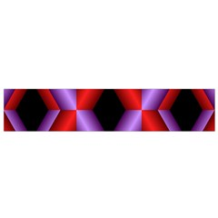 Star Of David Flano Scarf (Small)
