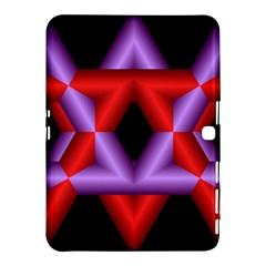 Star Of David Samsung Galaxy Tab 4 (10.1 ) Hardshell Case