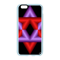 Star Of David Apple Seamless iPhone 6/6S Case (Color)