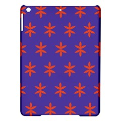 Flower Floral Different Colours Purple Orange iPad Air Hardshell Cases