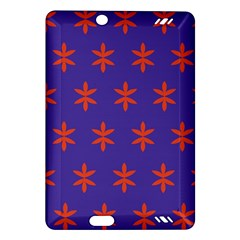 Flower Floral Different Colours Purple Orange Amazon Kindle Fire HD (2013) Hardshell Case