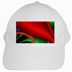 Fractal Construction White Cap