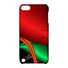 Fractal Construction Apple iPod Touch 5 Hardshell Case with Stand