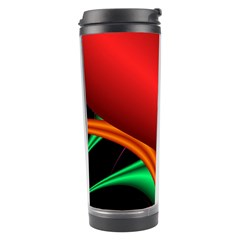 Fractal Construction Travel Tumbler