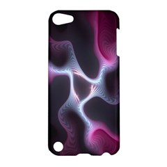 Colorful Fractal Background Apple iPod Touch 5 Hardshell Case