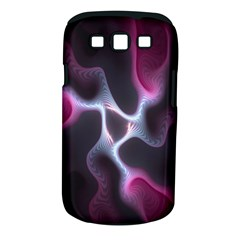 Colorful Fractal Background Samsung Galaxy S III Classic Hardshell Case (PC+Silicone)