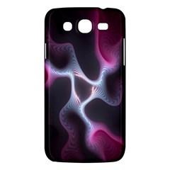 Colorful Fractal Background Samsung Galaxy Mega 5 8 I9152 Hardshell Case