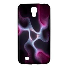 Colorful Fractal Background Samsung Galaxy Mega 6.3  I9200 Hardshell Case