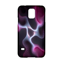 Colorful Fractal Background Samsung Galaxy S5 Hardshell Case