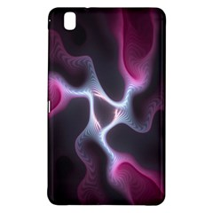 Colorful Fractal Background Samsung Galaxy Tab Pro 8.4 Hardshell Case