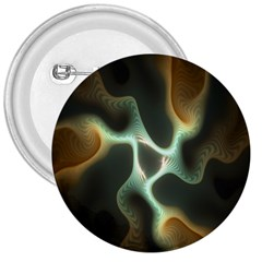 Colorful Fractal Background 3  Buttons