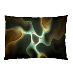 Colorful Fractal Background Pillow Case (Two Sides)