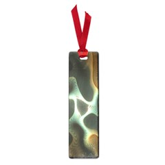 Colorful Fractal Background Small Book Marks