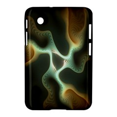 Colorful Fractal Background Samsung Galaxy Tab 2 (7 ) P3100 Hardshell Case