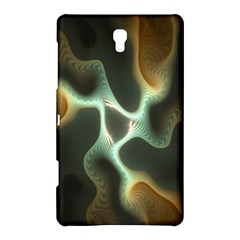 Colorful Fractal Background Samsung Galaxy Tab S (8 4 ) Hardshell Case