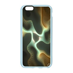 Colorful Fractal Background Apple Seamless iPhone 6/6S Case (Color)